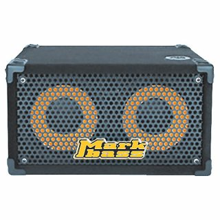 Markbass Traveler 102P Rear-Ported Compact 2x10 Bass Speaker Cabinet on RigShare