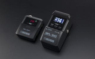 Boss WL-60 Wireless System on RigShare