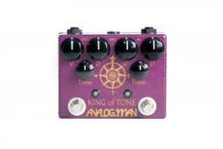 Analogman King of Tone on RigShare
