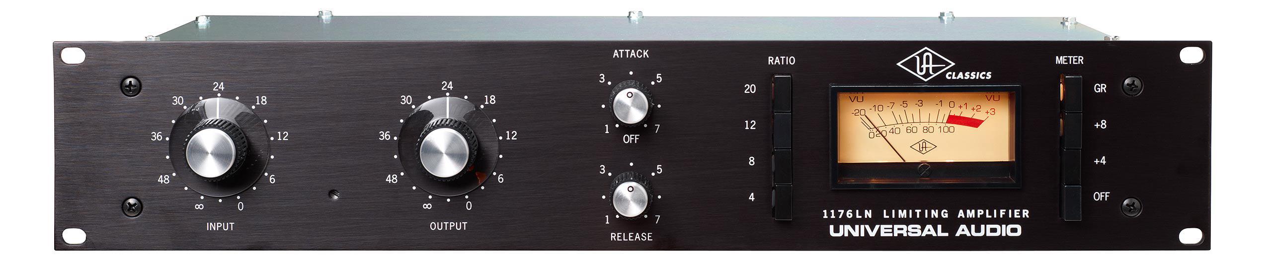 Universal Audio 1176LN on RigShare