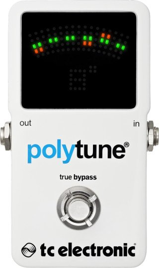 TC Electronic Polytune 2 on RigShare