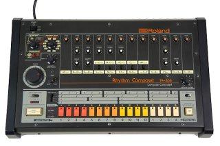 Roland TR-808 Rhythm Composer Vintage Drum Machine on RigShare