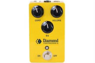 Diamond Pedals Diamond BCP1 – Bass Comp Jr on RigShare