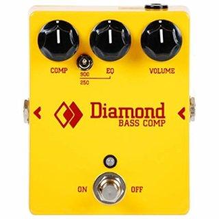 Diamond Pedals Diamond BCP1 – Bass Comp on RigShare