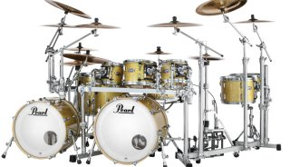 Pearl Drums Masters Maple Complete on RigShare