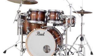 Pearl Drums Studio Session Select on RigShare