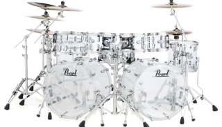 Pearl Drums Crystal Beat on RigShare