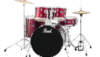 Pearl Drums Roadshow on RigShare