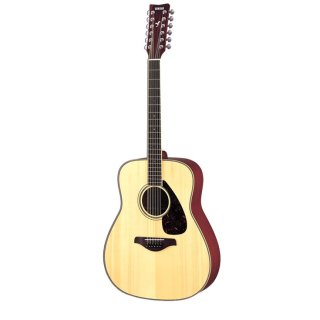 Yamaha Musical Instruments FG720S-12 Twelve-string Acoustic Guitar on RigShare