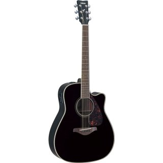 Yamaha Musical Instruments FGX720SCA Acoustic Electric Guitar on RigShare