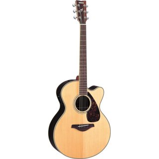 Yamaha Musical Instruments FJX730SC 6 String Acoustic Electric Guitar on RigShare