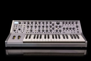 Moog Synths and Pedals Subsequent® 37 CV on RigShare