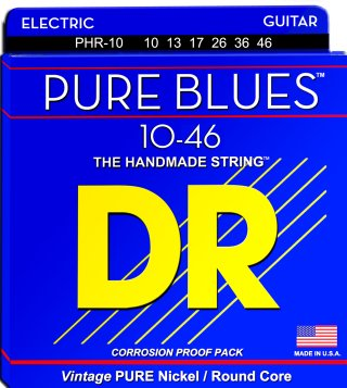 DR Strings Pure Blues PHR-10/52 on RigShare