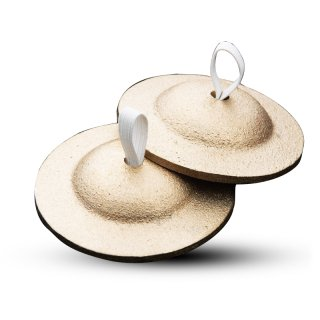 Zildjian Fx Finger Cymbals, Thick Pair on RigShare