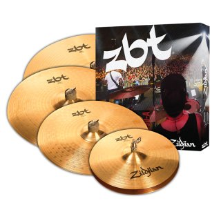 Zildjian Zbt 5 Cymbal Set on RigShare