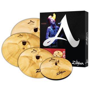 Zildjian A Custom Cymbal Set on RigShare