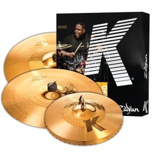 Zildjian K Custom Hybrid Cymbal Set on RigShare