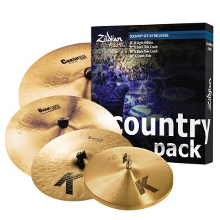 Zildjian Country Music Pack on RigShare