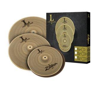 Zildjian L80 Low Volume Cymbal Set Lv468 on RigShare