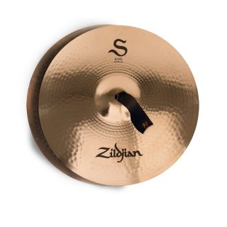 """Zildjian 18"""" S Family Band, Pair on RigShare"""