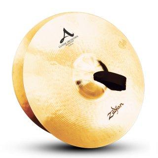 "Zildjian 16"" A Zildjian Classic Orchestral Selection Medium Heavy - Pair on RigShare"